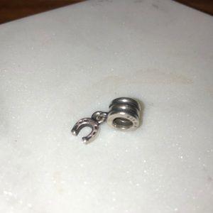 Pandora dangle horseshoe